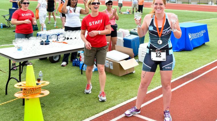 running race event
