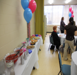 facility rental birthday party