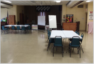 facility rental meeting room